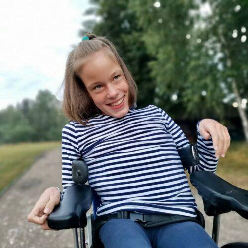 Пусть Тоня живет без боли и встречает каждый день с улыбкой!